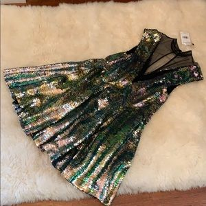 💟 NWT Free People Sequin Dress 💟
